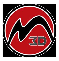 M3DVR company Logo